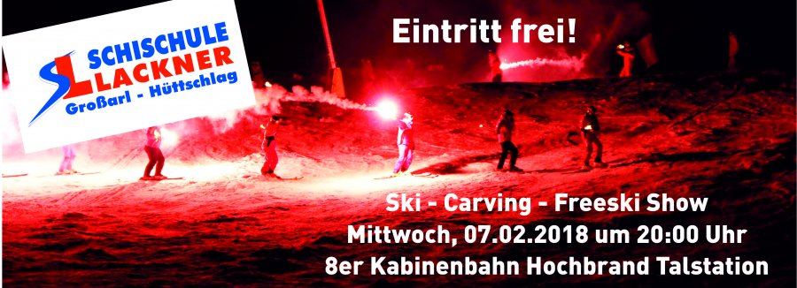 Ski – Carving- Freeski Show